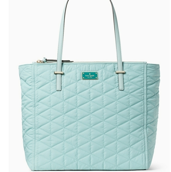 kate spade Handbags - Kate Spade ♠️ Wilson road quilted talya purse